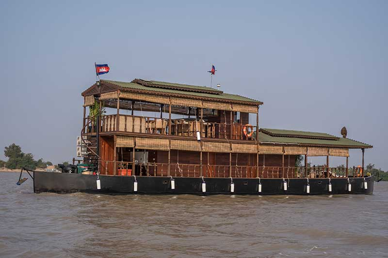Sovanna | Luxury Cambodian River Cruises