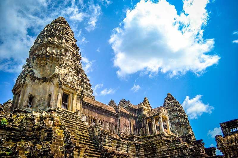 Angkor Wat Siem Reap | Cambodian River Cruises