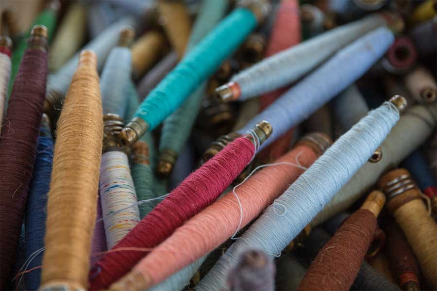 Silk Weaving heritage of Cambodia