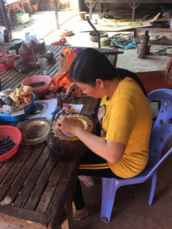 Koh Chen Phnom Penh to Kampong Tcchnang