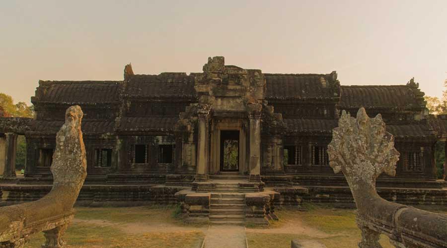Naga Princess and the Khmer Kingdom